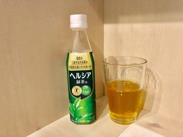 ヘルシア緑茶の効果的な飲み方