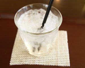 ヘルシア スパークリングの効果的な飲み方