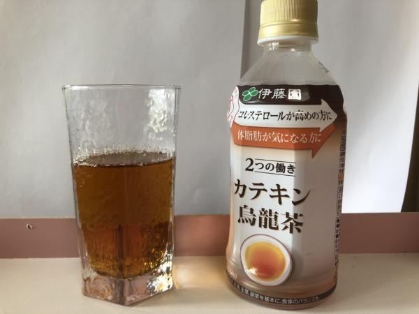 カテキン烏龍茶(伊藤園)の効果的な飲み方は?副作用や苦いのか口コミを調査!